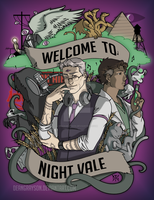 Welcome to Night Vale by DeanGrayson