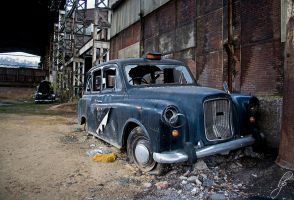 old Cab by OK-Photography
