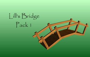 Bridge Pack 1 by Lill-stock