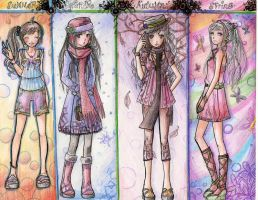 seasons by manga-drawing-luver
