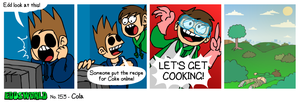 EWCOMIC No.153 - Cola by eddsworld
