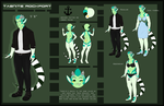 Taenite Rockfort reference sheet by ELECTR0KINESIS