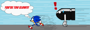 Who's The Fastest Now?! by WesleyAbram