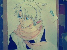 Toshiro by Exxels
