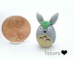 Totoro 1 by SmallCreationsByMel