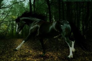 Tripping Green by RemorseHP