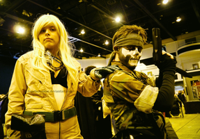 Metal Gear Solid - II by BowtieZombie