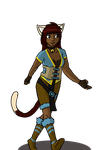 rs feline outfit by Kitti47