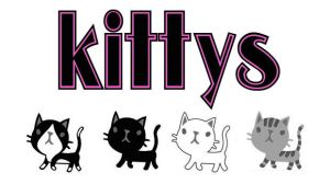 kitty brushes XD by boxerbaby