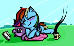 Decompressing by sharpieboss