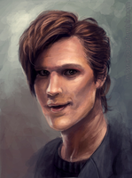 Matt Smith by RebeccaFrank