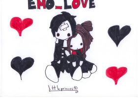 emo_love by littleprinces10