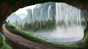 Eye of the Dragon: Fantastic Waterfalls SP by Ito-Saith-Webb