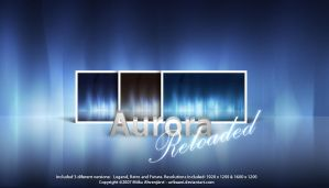 Aurora Reloaded. -WP Pack by Uribaani