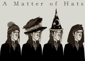 A Mad Matter by HapticMimesis