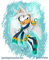 Silver and Snow by 7goodangel