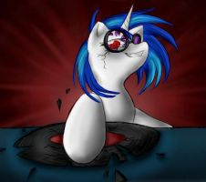 Vinyl Scratch Request by SpectralPony