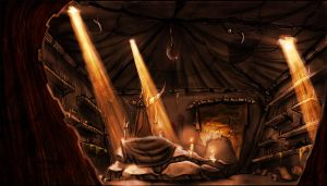 Witches Interior by 2wenty
