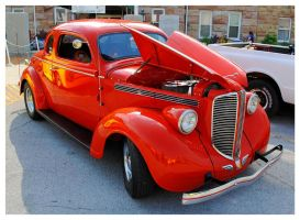 Cool Red Dodge by TheMan268