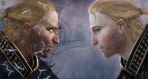 Dragon Age 2 - Opposition by Sathar-Qndy