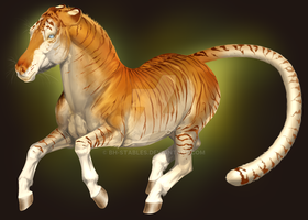 Golden Tiger by BH-Stables
