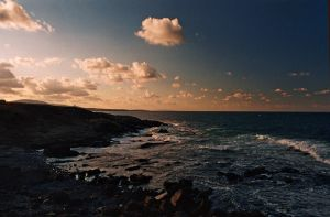The Black Sea by twisteDtenDerness