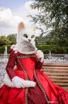 Her highness Tshania Cat by FotoFurNL