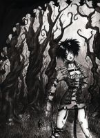 Madness in Alice / Alice by Madness-of-Hamlet