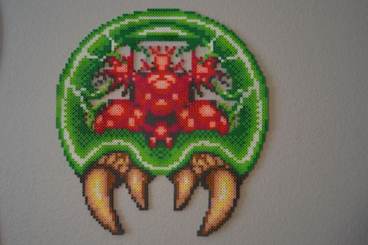 That's one big metroid... by ARD95