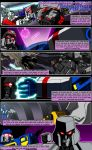 Megatron's Reflection by Transformers-Mosaic
