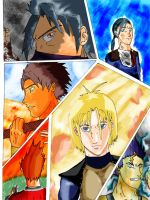 Legendary Six by ultima0chaotic