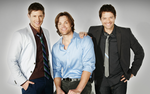 Supernatural Cast Wallpaper by britmodtokyo