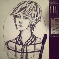 marshall lee by Chama