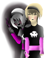 Rose Lalonde Haunted by Lalitz-Deprot