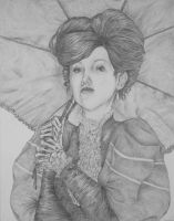 Victorian Woman by Ratgirlstudios