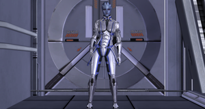 Liara by Shamalayah