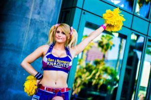 Juliet Starling (Anime Expo 2014) by AJGolden