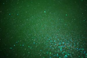 green glitter paper stock by Tyuki-san