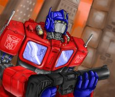 optimus by jack0001