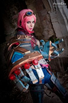 Vi stands for violence by ThelemaTherion