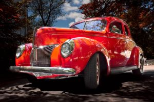 A Red Summers Dream by FiroTechnics