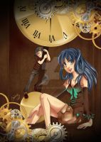 Tic Tac Time by MiriArt