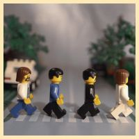The Legoes - Abbey Road by beast89