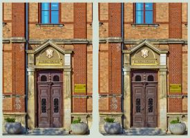 Angefangen 1891 ::: Cross View 3D HDR ::: by zour