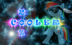 Rainbow Dash is 20% Cooler [WotW #20] by Damuchi99
