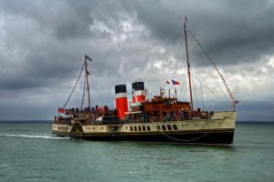 Waverley by Tangent101