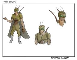 The Hero by venomkold822