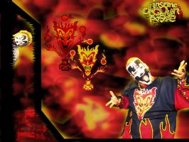 Insane Clown Posse by tanro