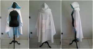 Snowbunny padme progress coat by Blueloth