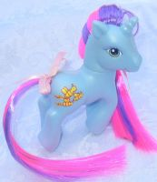Busy Bee My Little Pony Custom by mayanbutterfly